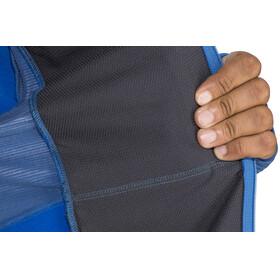 Norrøna M's Falketind Warm1 Stretch Zip Hoodie Hot sapphire